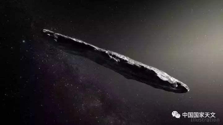 太阳系首个外来客为何形状诡异还突然加速?学者解释