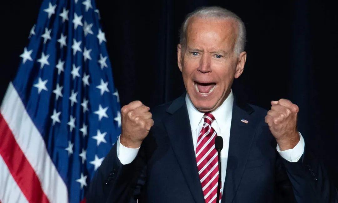 """拜登已成民主党""""实际""""总统候选人,奥巴马何时背书?_手机新浪网"""
