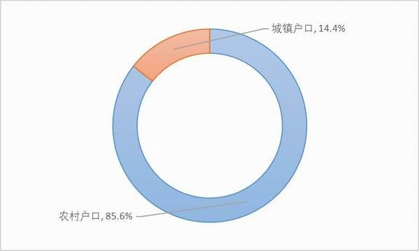 图5:样本卡车司机的户籍性质。资料来源:2020中国卡车司机调查