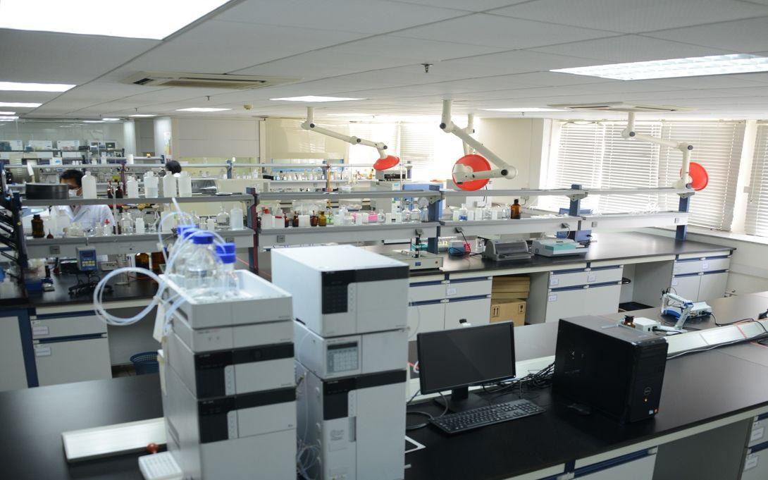 易瑞生物的实验室。图片来源:易瑞生物官网