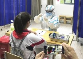 长沙小学4月25日、28日分两批开学 入教室前将连测三次体温