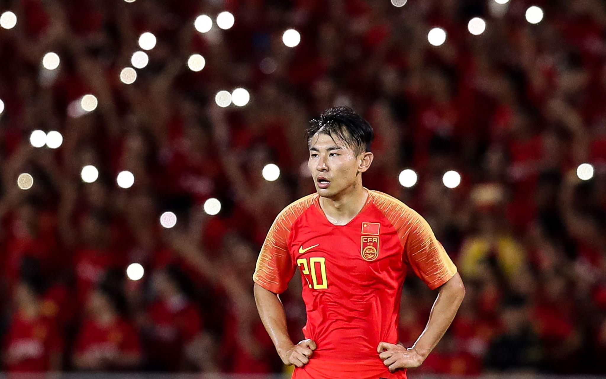 于汉超国足生涯恐终结,亚洲杯对韩国重伤成绝唱