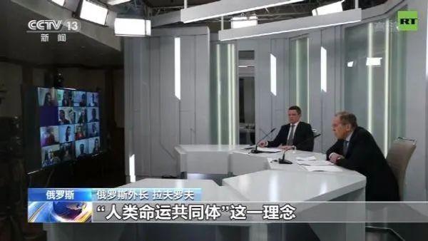 硬刚,莫斯科再替中国出面