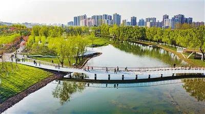 香积寺路川浙会_西安这7个公园来了!|长安公园|中央公园_新浪新闻