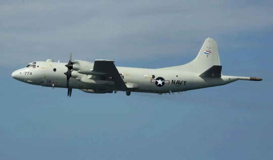 美国海军P-3C巡逻机