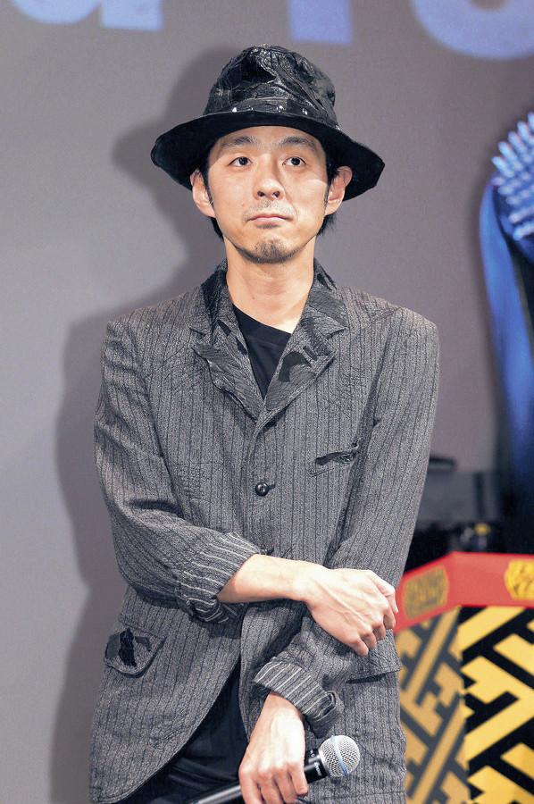 宫藤官九郎确诊新冠肺炎 疑似与同台演员有密切接触