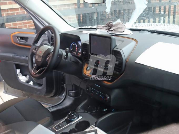 福特全新SUV高清內飾曝光!比牧馬人還硬派,2.3T+四驅,pk漢蘭達