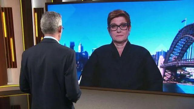 澳大利亚外长佩恩批准澳媒采访
