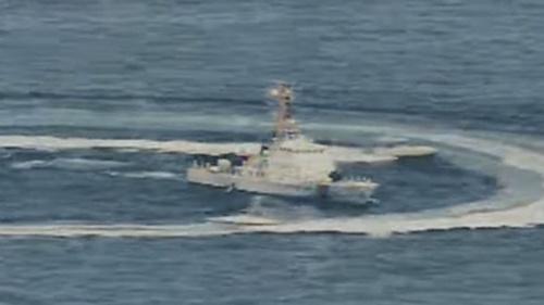 055大驅已有遠洋作戰能力!海上補給畫面曝光