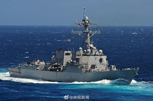 """美""""基德""""号军舰感染病例近百 美海军停报两军舰每日疫情"""