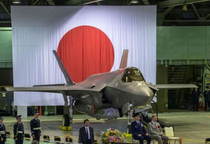 日本购买的F-35数量为147架
