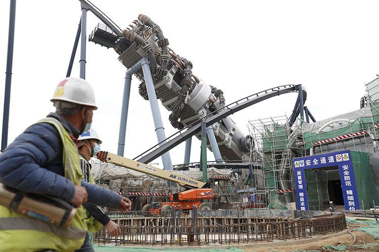 广东虎门大桥:截至6日14点30分 振动情况开始减弱