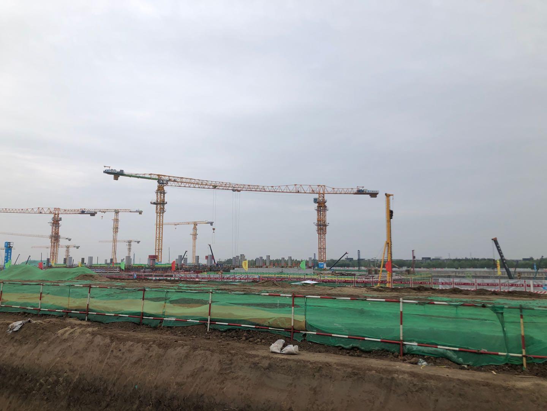 雄安新区基础施舍建设全面开启