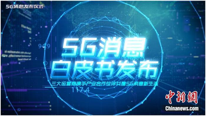资料图:5G消息白皮书。图片来源:中国移动