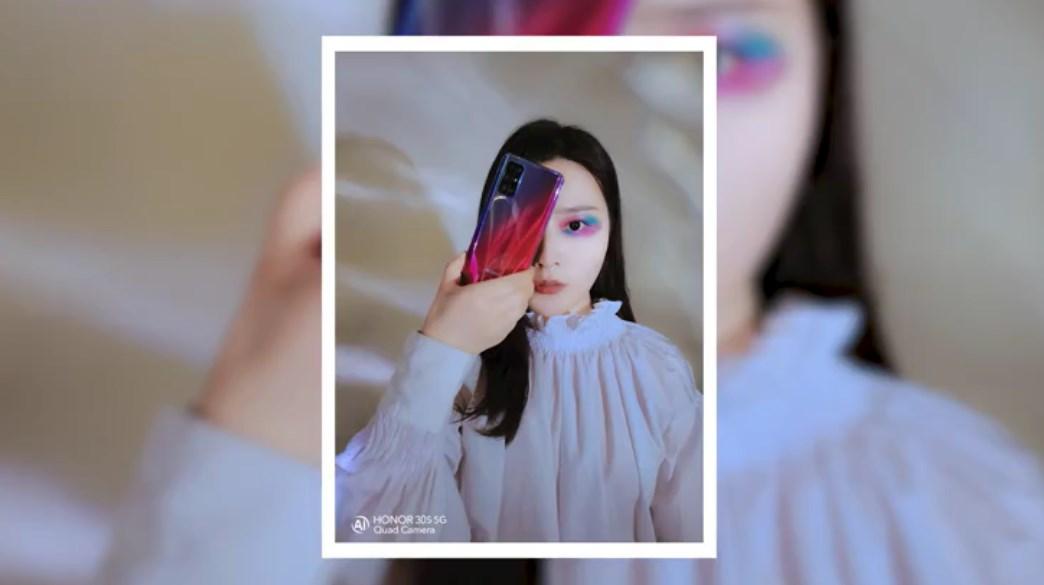 今夏潮流单品出炉:荣耀30S正式发布蝶羽红配色