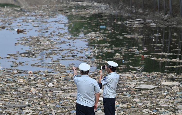 斬斷京冀交界污染源!兩地生態環境局聯合執法|組圖圖片