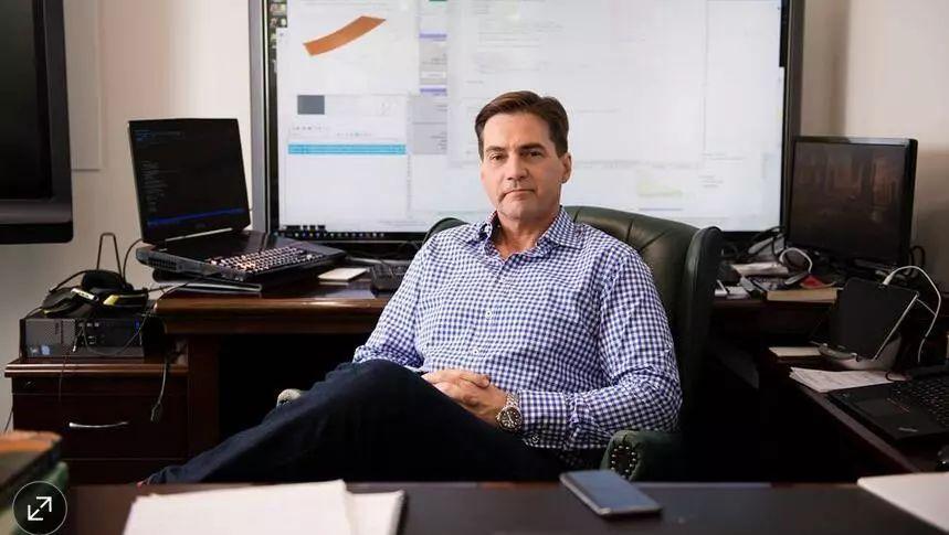 克雷格·赖特澳大利亚 | 企业家