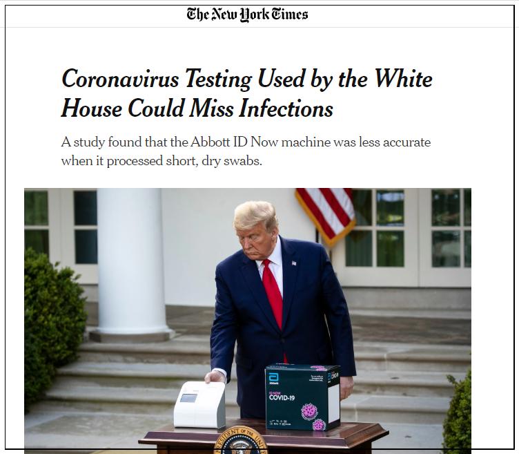 """曾轰动中国的美国""""黑科技神器"""" 被爆出""""大问题"""""""