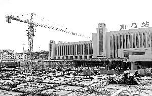 总投资3.5亿元 南昌火车站东广场9月完成提升改造