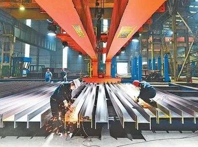 安徽某制造业工厂。图源:影像中国