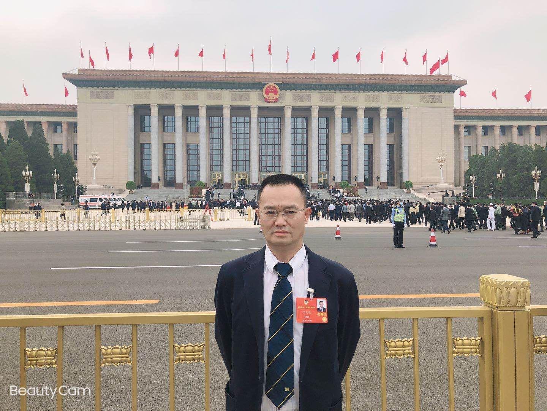 全国政协委员、交通运输部科学研究院副院长王先进。受访者供图