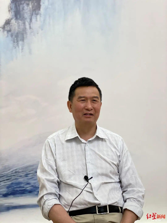 ↑中国人民大学法学院教授张新宝
