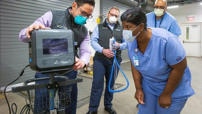 美国呼吸机生产过剩,特朗普卖给日本1000台