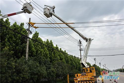 国网抚州南城县供电公司:为园区企业发展注入强劲电能(图)