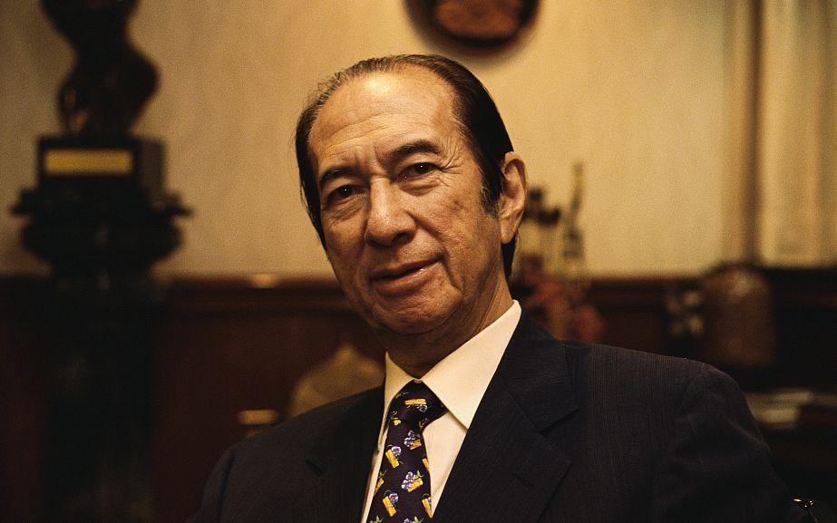 """澳门""""赌王""""何鸿燊逝世 曾多次向国家捐献文物及艺术品"""