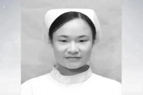援鄂护士梁小霞逝世 被追授为广西三八红旗手称号