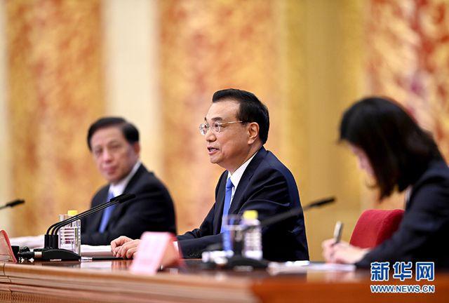 """总理详解经济政策新思路,实现""""六保""""就实现正增长"""