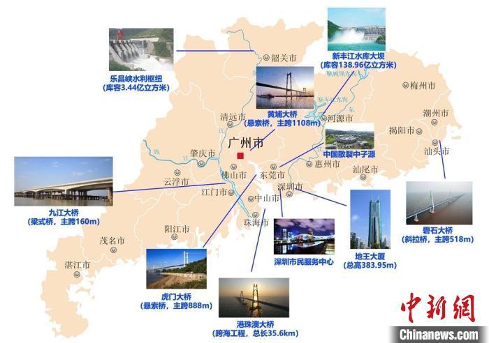 强波动监测体系已行使于14项重点工程。广东省地震局 供图