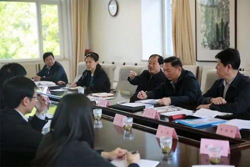 △2015年4月20日,驻国办纪检组召开第一次全组会议