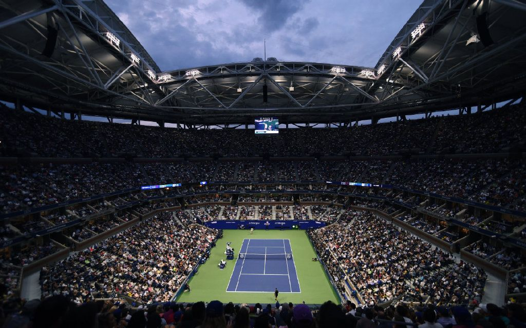 辛辛那提赛也将移师比利简金国家网球中心。资料图片