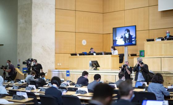 人权理事会会议 说相符国图