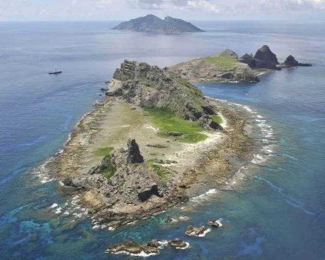 钓鱼岛(资料图)图源:日本共同社