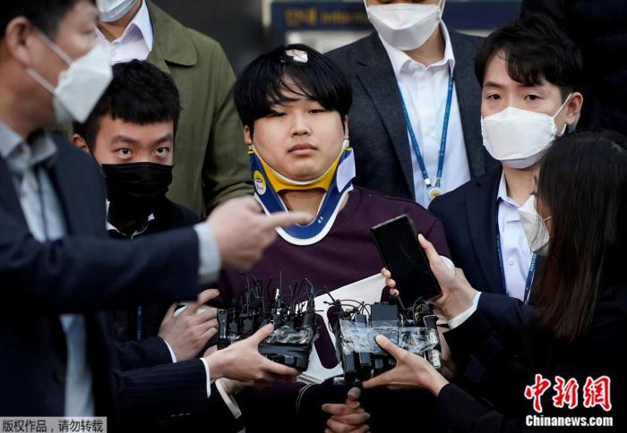"""韩国""""N号房""""正犯赵主彬。"""