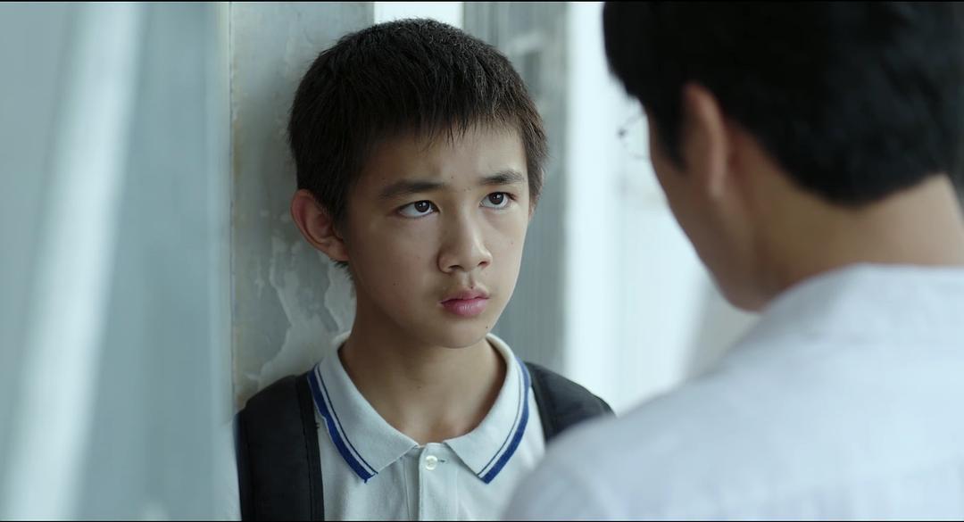 荣梓杉在剧中饰演朱向阳。