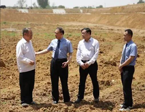 检察官案后调研涉案耕地恢复情况