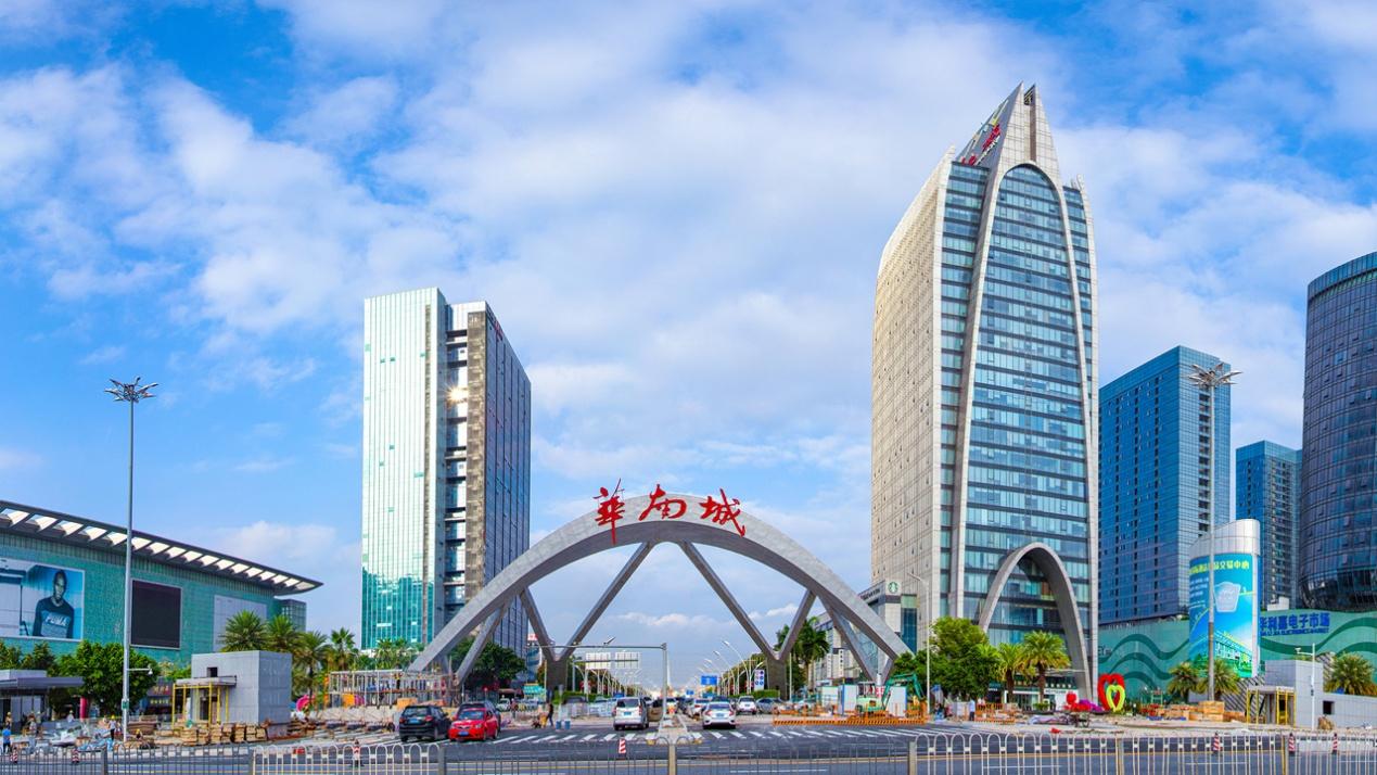 """独特的华南城:""""商贸物流+""""模式下的开发商及运营商"""