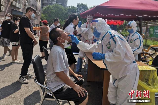 中国公布核酸检测量,美日震惊
