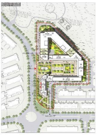 总建面25234.42平方米!小珠山建设商业项目规划公示