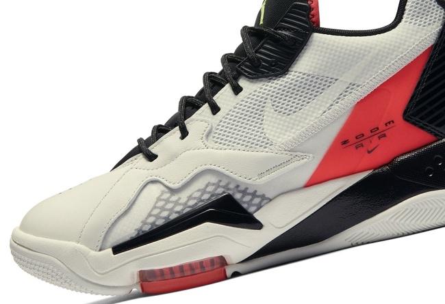 造型致敬 AJ7!Jordan 全新篮球鞋多款配色登场