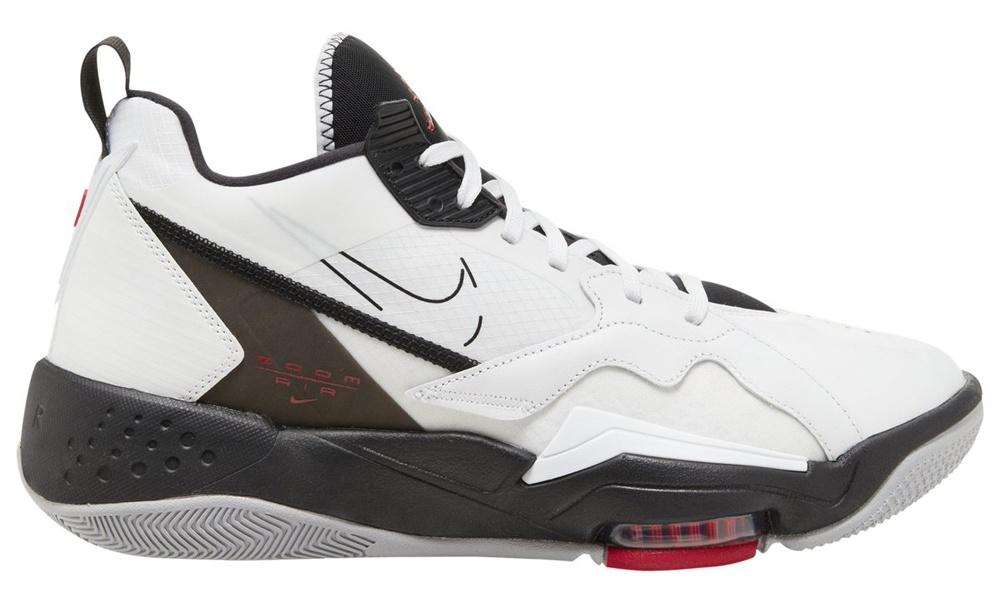 造型缅怀 AJ7!Jordan 全新篮球鞋多款配色登场