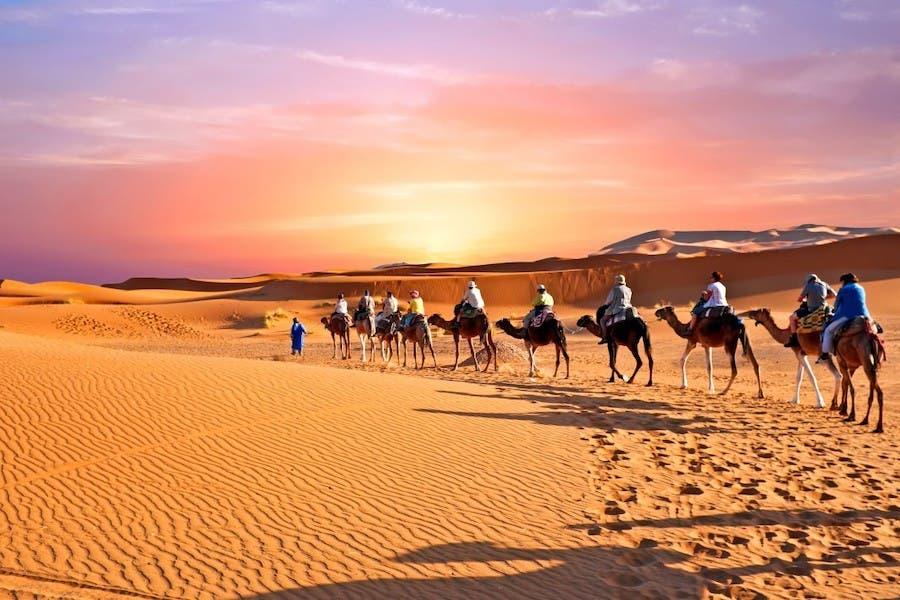 摩洛哥风光 资料图