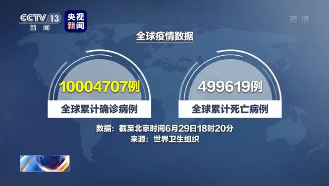 """吴尊友说全球疫情第一波还没过,有些国家已""""失控"""""""