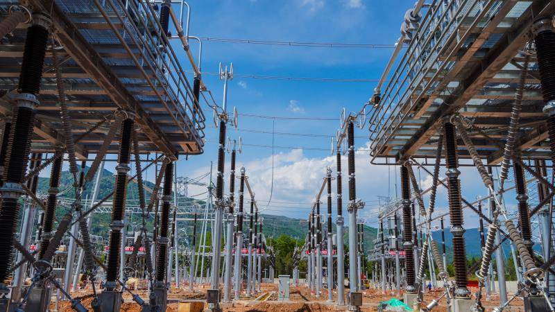 四川又一项重点工程投运 将助力甘孜、雅安地区清洁能源外送