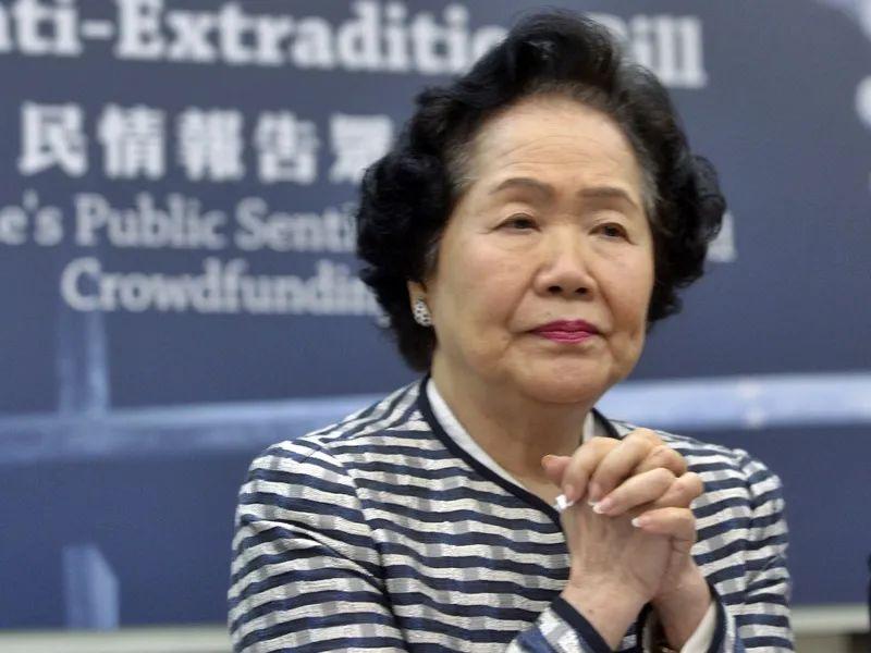 胡锡进:华盛顿翻不了香港的天 它怂了