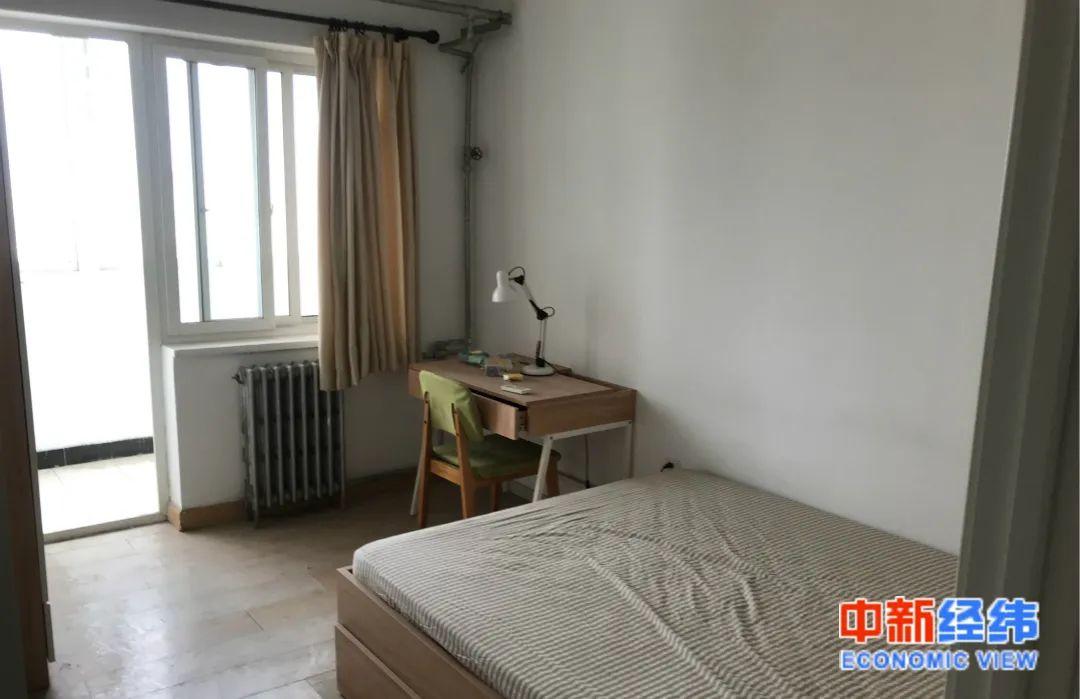 ▲北京市丰台区一处正在挂牌销售的二手房房源