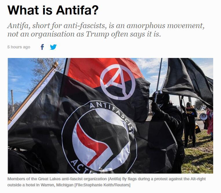 Antifa标志